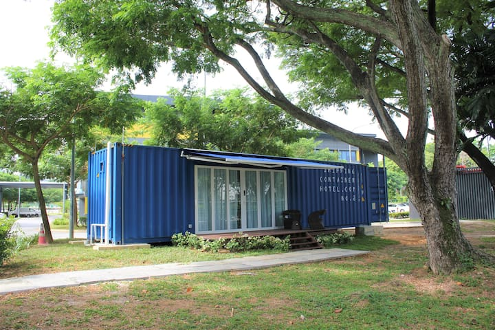Tiny House @ 81 Ayer Rajah Crescent