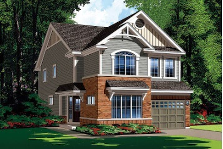 Stittsville and Kanata Walkout Apartment
