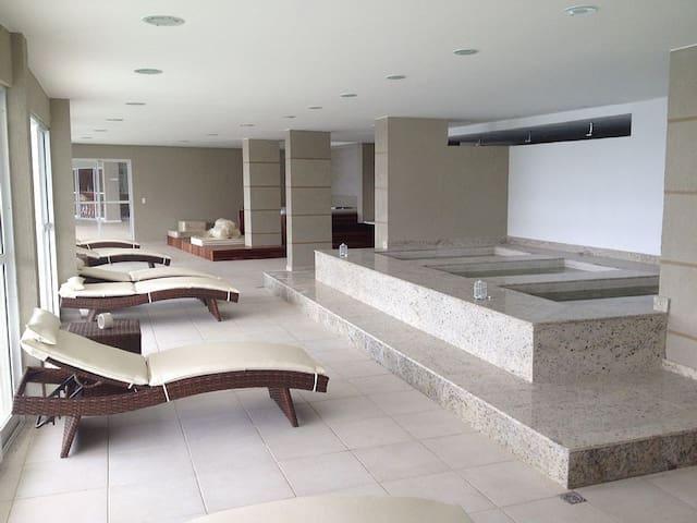 Flat no Porto Real Suites + Lancha* - Mangaratiba - Apartmen