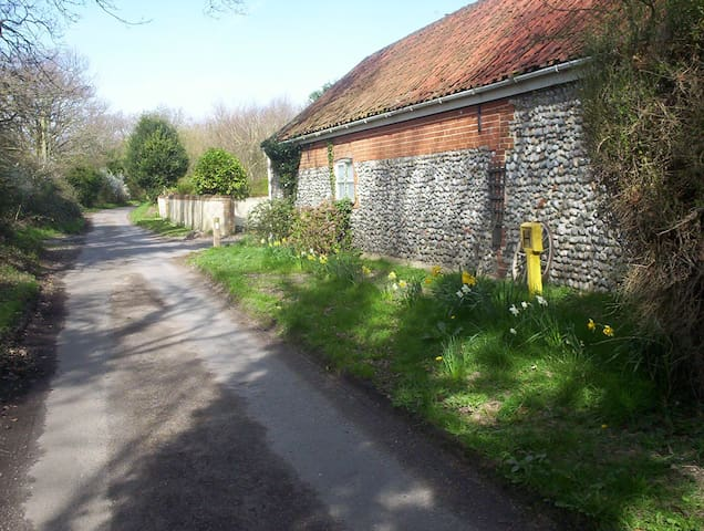Beautiful Rural North Norfolk - Erpingham - Bed & Breakfast