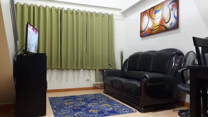 Practical & Accessible 1Br Loft Type @BGC - 08G