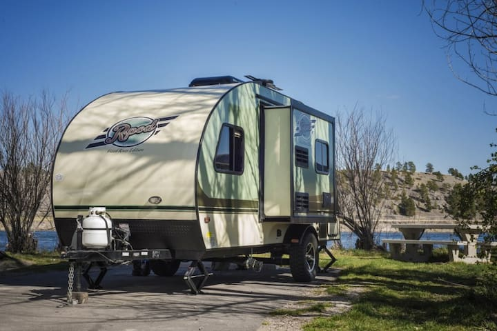 R-Pod Camping Experience - West Michigan Lakeshore