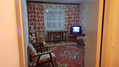 2х-комнатная квартира в самом центре г. Советский