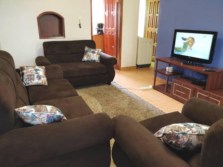 Comfortable Room Near Kisementi