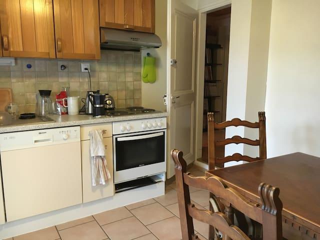 Appartement charmant sur Léman - Echichens - Lägenhet