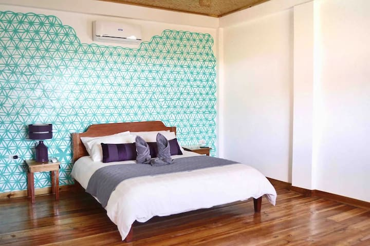 Have a restful night sleep in our spacious and comfortable bedrooms