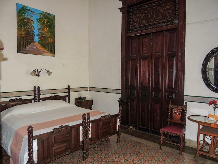 Habitación privada en Mérida, Centro - Hab. 7