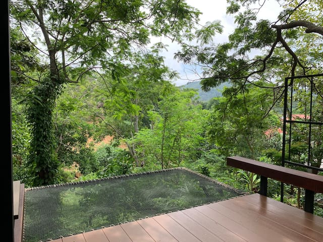 1BR Mountain view shared pool near Yanui Beach