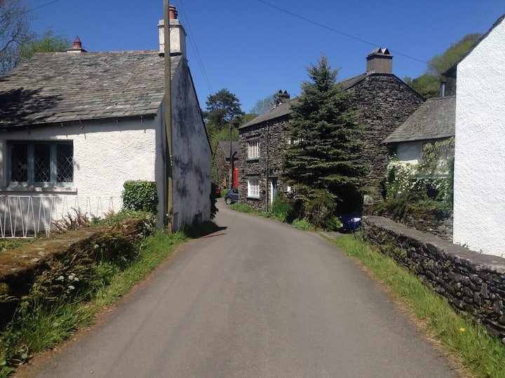 Spacious Family Cottage by Coniston Water