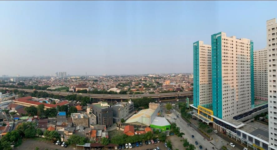 Apartemen Green Pramuka Tower Bougenville Official Apartment In Jakarta Indonesia 1 Bedroom 1 Bathroom