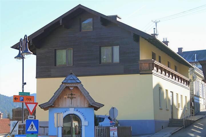 Altes Bäckerhaus
