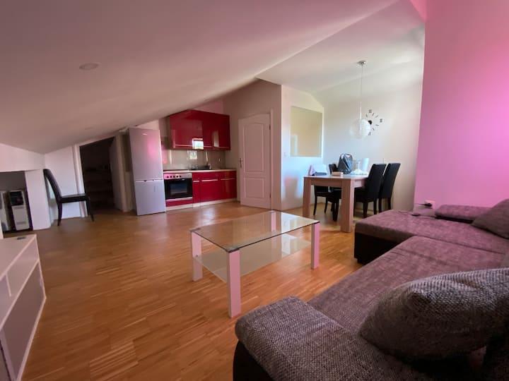 Modern and comfortable apartment in Rijeka
