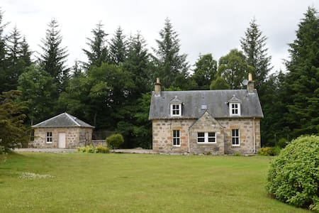 Kennels Cottage, Glenernie, Moray