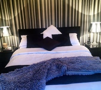 Double Room, Boutique Hotel decor. - Central Bedfordshire - Dom
