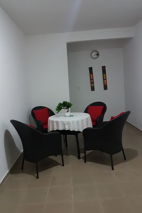 Nice 1 bedroom apartment in Libreville, Gabon.