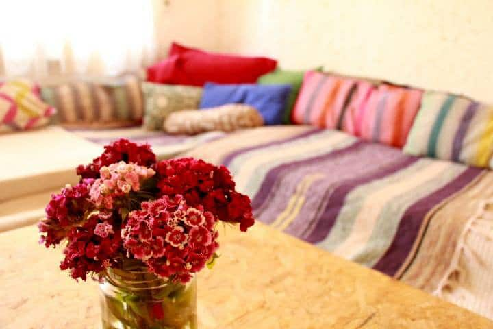 Casa colorida y con vida H 4