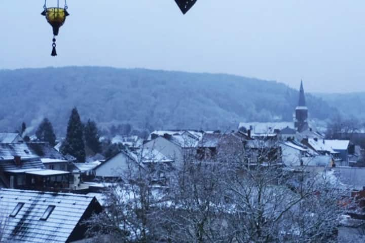 Gemütliche Wohnung in Bonn-Friesdorf