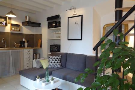 Jolie maison pour deux - Argelliers - Townhouse