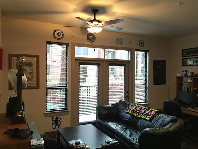 Great Apartment in the Heights! - Houston - Apartment