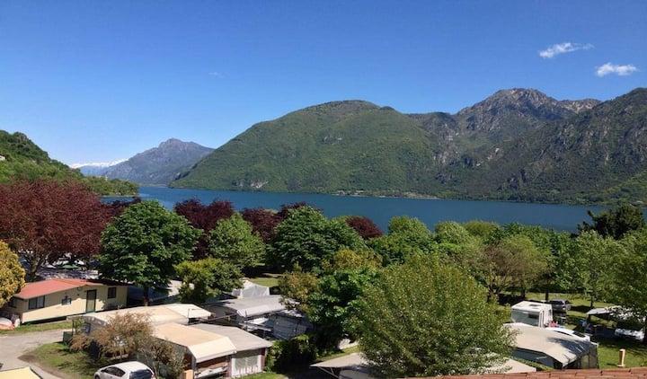 Affitto Villa al lago d' Idro