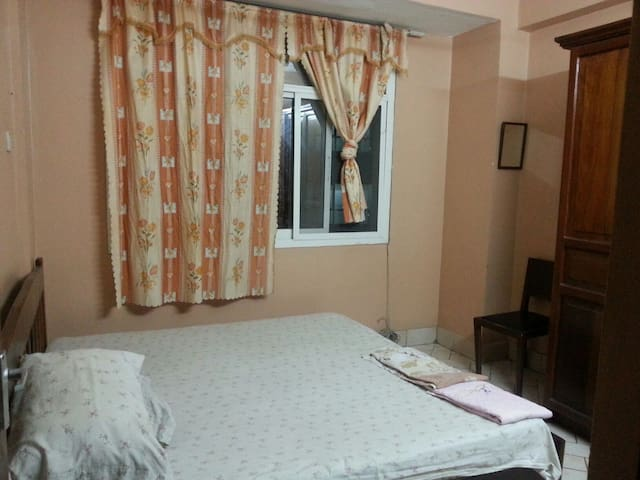 Furnished 1 bedroom in City Centre - Dar es Salaam - Byt