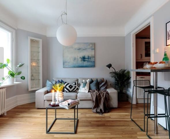 Cosy apartment with superb location - Oslo - Appartement
