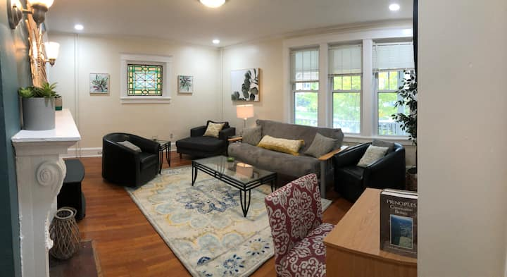 Adorable & Trendy 1 Bd Apt Minutes to Albany Med!
