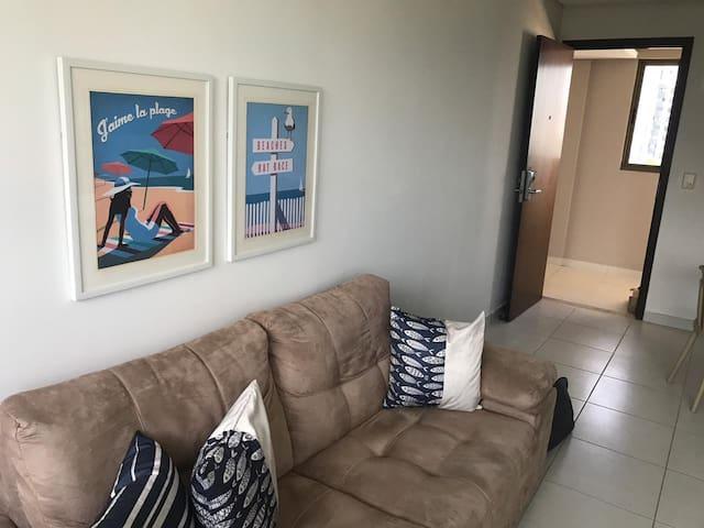 Lindo Flat 2 quartos em Boa Viagem