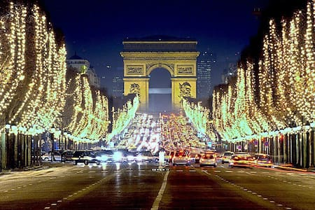 STUDIO SUR LES CHAMPS ELYSSES - ปารีส - อพาร์ทเมนท์