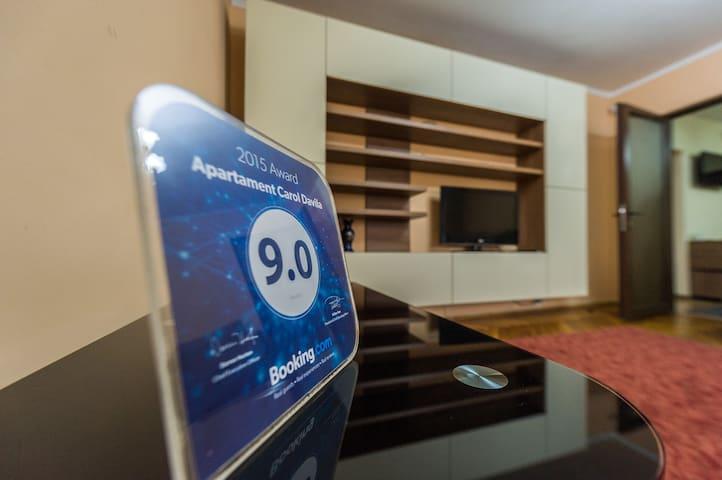 Apartament Carol Davila