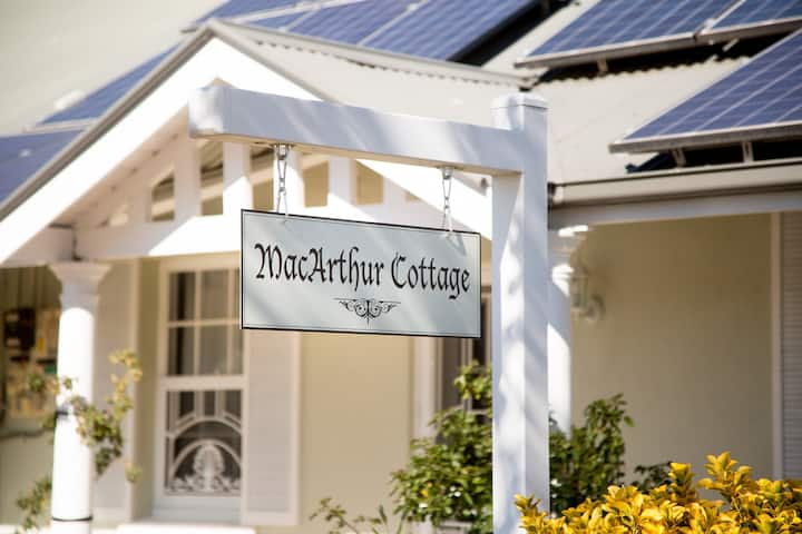 MacArthur Cottage