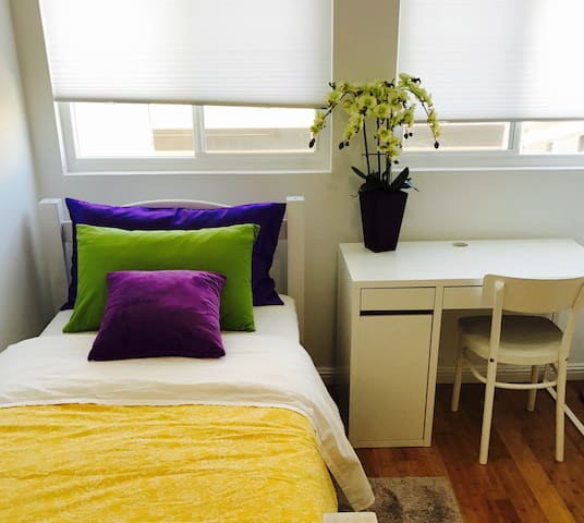 Comfort Private Room SF&SFO - South San Francisco - Townhouse