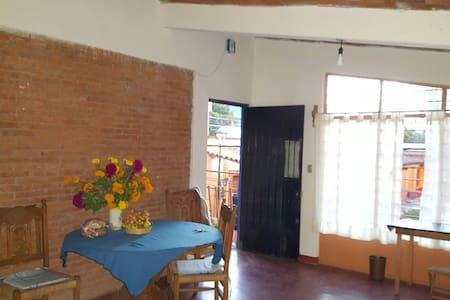 Delicious and cozy appartment - Oaxaca de Juárez  - Apartment