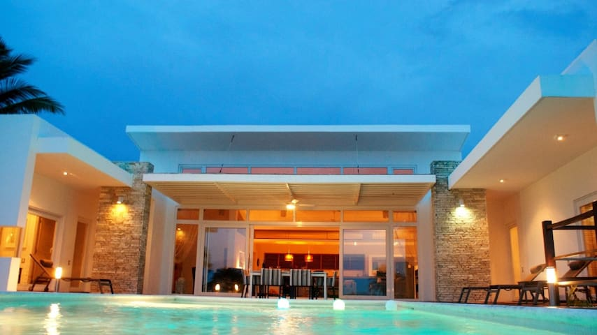 Tropical Lotus Villa/Late Spring Break/$300 - Puerto Plata - Vila