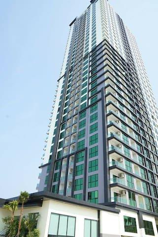 Perfect Jomtien Location DGCV >> 34fl - Bang Lamung District