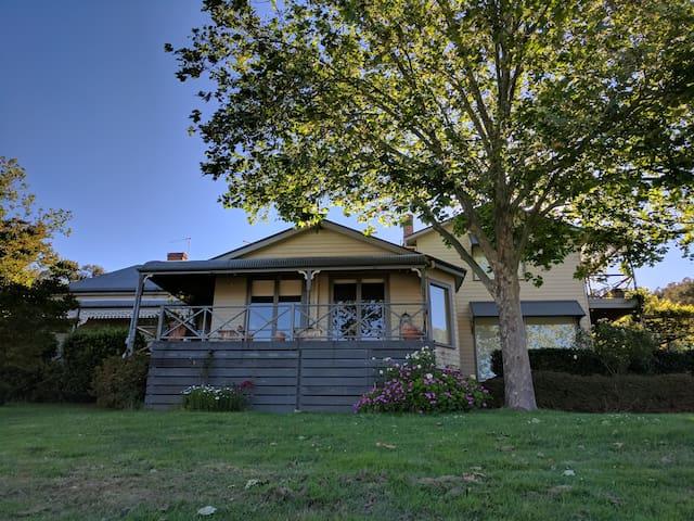 Blue Range Homestead - Barjarg - House