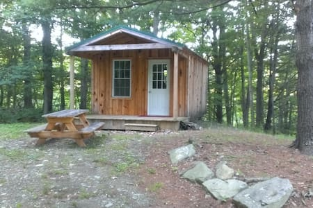 East hill cabins #1 - Naples - Blockhütte