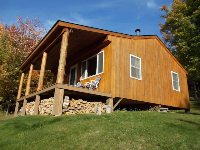 Mountain cabin with sunset views! - Monroe - Chalet