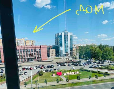 ✨Уют и комфорт в центре Ижевска•ЖК Онежский дворик