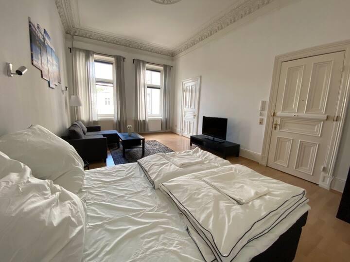 Appartement 93 in Alsternähe