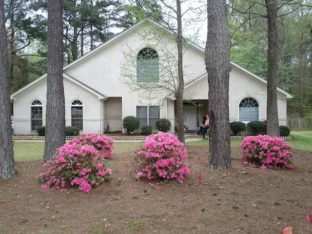 Nice room available for rent long or short term. - Peachtree City - Casa