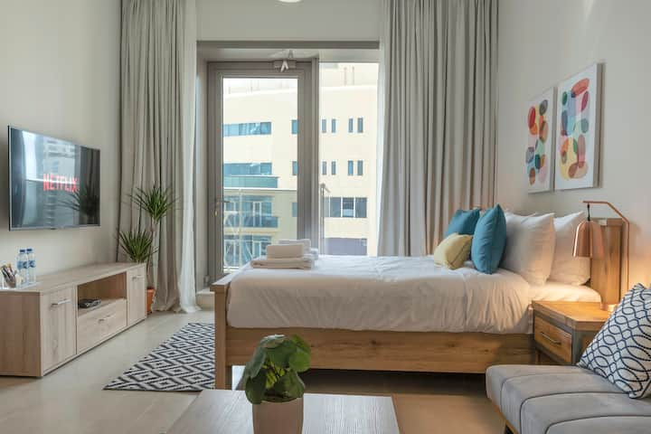GuestReady - ★ Studio in Sparkle Tower with the Best View