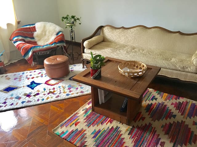 Spacious S Philly apt w/ 70s Flare - Philadelphia - Apartment