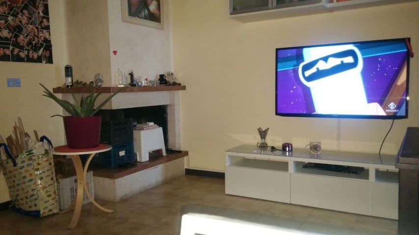 Appartamento molto accogliente!! - Monte Urano località triangolo - Apartment