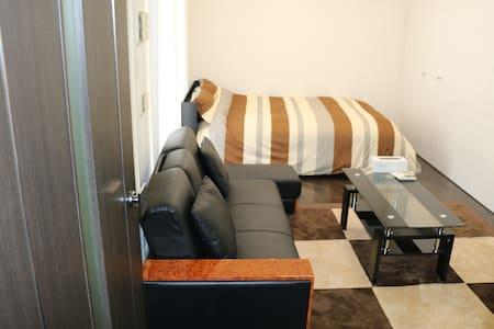 5 mins walk from Ueno station. - Taito - Apartamento