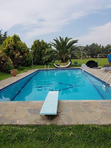 Villa Hara - Nea Irakleia - Villa