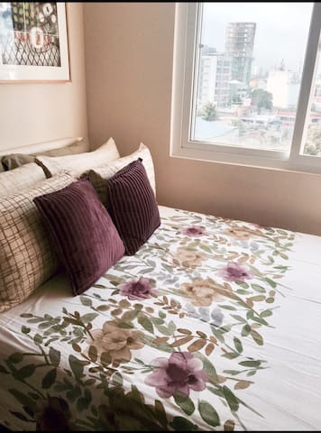 1 Bedroom Unit in San Juan City with Balcony