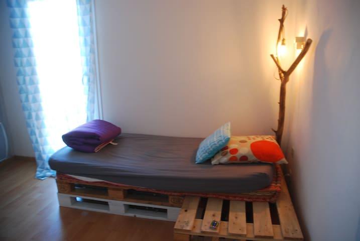 Chambre solo à 5 min de Perpignan - Saint-Estève - Huis