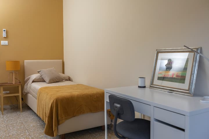 In Santa Trinita Single/Double Room