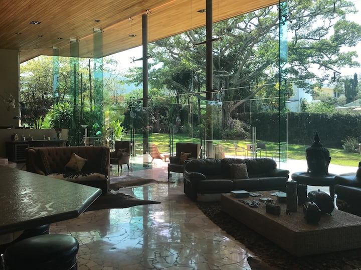 UNIQUE and private home in COSTA RICA for rent